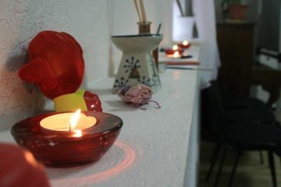 Курс обучения тайскому йога-массажу - свечи