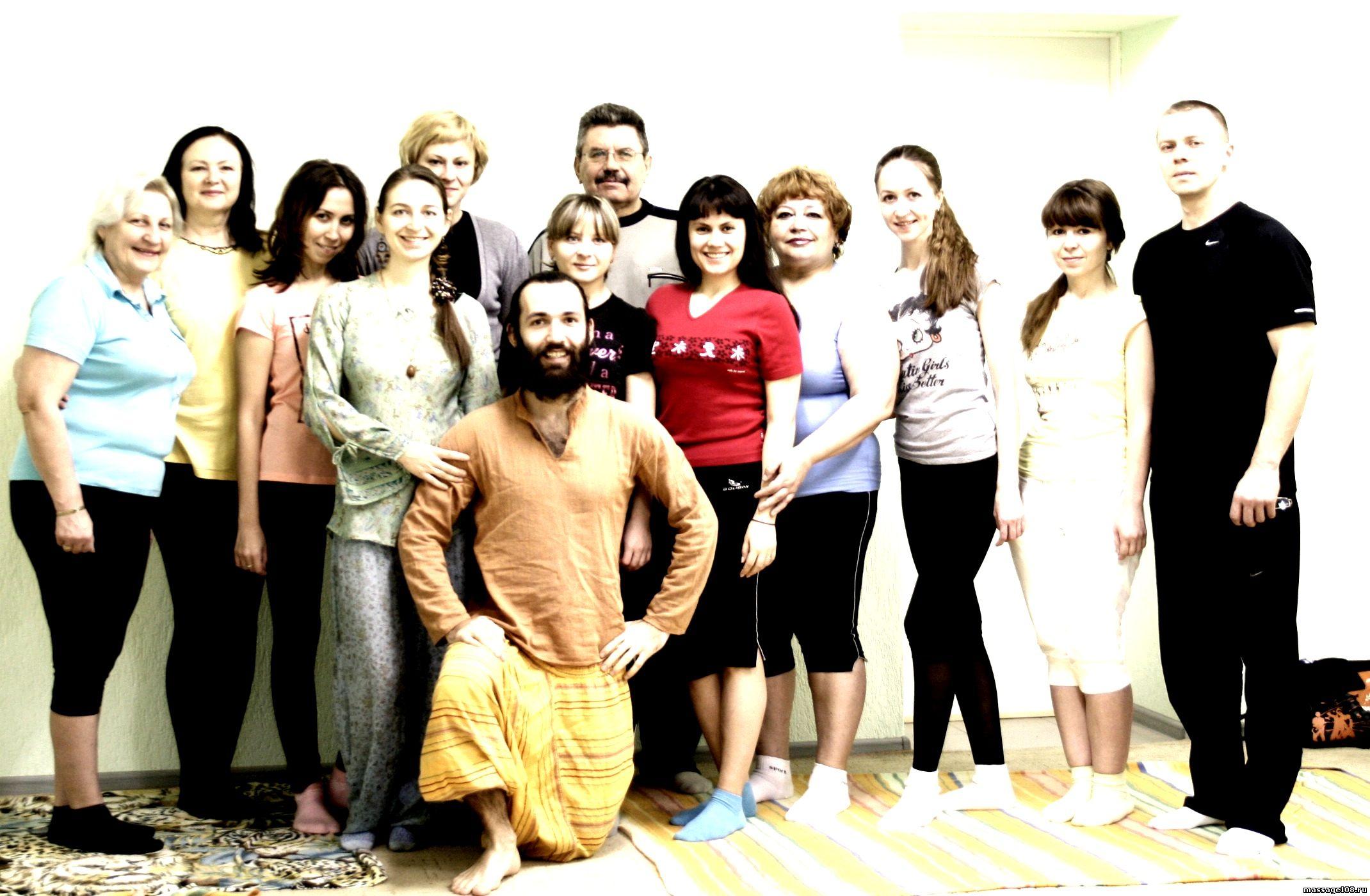 Обучение тайскому йога-массажу в Волгограде, Липецке