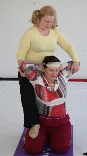 Обучение тайскому йога-массажу в Саратове, базовый курс